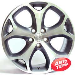 Купить WSP ITALY MAX-MEXICO W950 (ANT. POL.) R16 W6.5 PCD5x108 ET50 DIA63.4