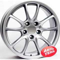 WSP ITALY Corsair GT3/RS FL.F W1052 (SILVER - Серебро) - Интернет магазин шин и дисков по минимальным ценам с доставкой по Украине TyreSale.com.ua