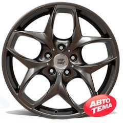 Купить WSP ITALY X5 4.8 Holywood W669 DARK SILVER R20 W10 PCD5x120 ET40 DIA74.1
