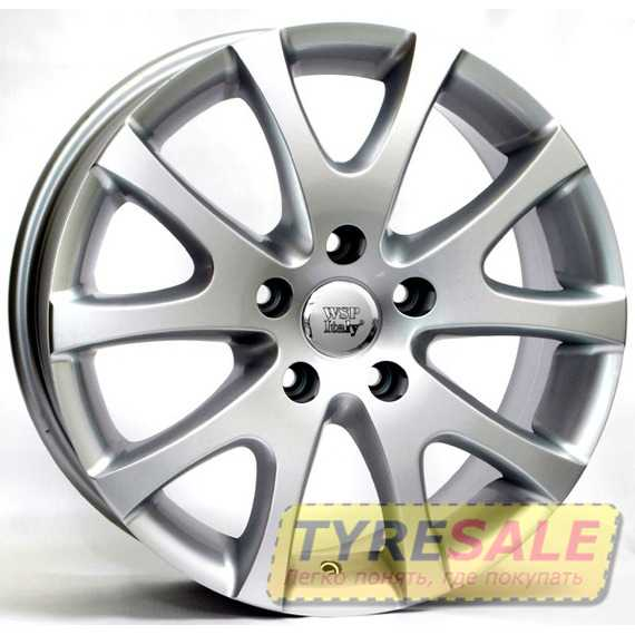 WSP ITALY ODESSA W452 SILVER - Интернет магазин шин и дисков по минимальным ценам с доставкой по Украине TyreSale.com.ua