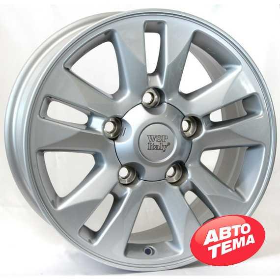 WSP ITALY Jeddah W1758 (SILVER - Серебро) - Интернет магазин шин и дисков по минимальным ценам с доставкой по Украине TyreSale.com.ua