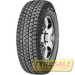 Купить Зимняя шина MICHELIN Latitude Alpin 255/55R18 109V