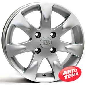 Купить WSP ITALY AIDA W3702 (SILVER - серебро) R15 W6 PCD4x100 ET43 DIA54.1