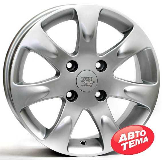 WSP ITALY AIDA W3702 (SILVER - серебро) - Интернет магазин шин и дисков по минимальным ценам с доставкой по Украине TyreSale.com.ua