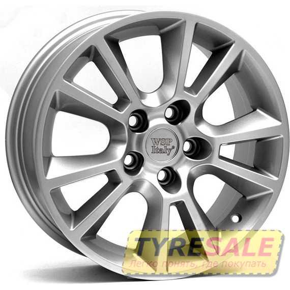 WSP ITALY Strike W2502 (SILVER - Серебро) - Интернет магазин шин и дисков по минимальным ценам с доставкой по Украине TyreSale.com.ua
