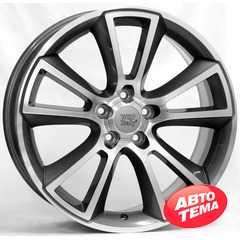 Купить WSP ITALY MOON W2504 HYP.ANT. R18 W8 PCD5x110 ET43 DIA65.1