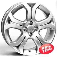 Купить WSP ITALY Cariddi W2505 (SILVER - Серебро) R16 W6.5 PCD4x100 ET37 DIA56.6