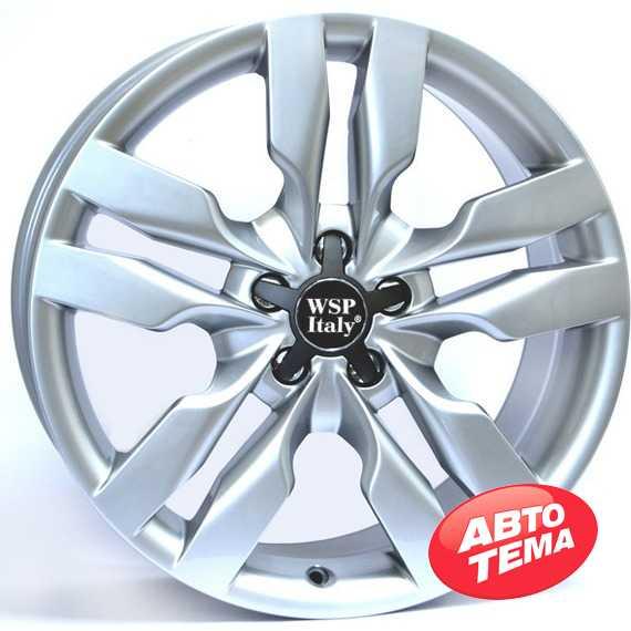 WSP ITALY S6 MICHELE W552 SILVER - Интернет магазин шин и дисков по минимальным ценам с доставкой по Украине TyreSale.com.ua