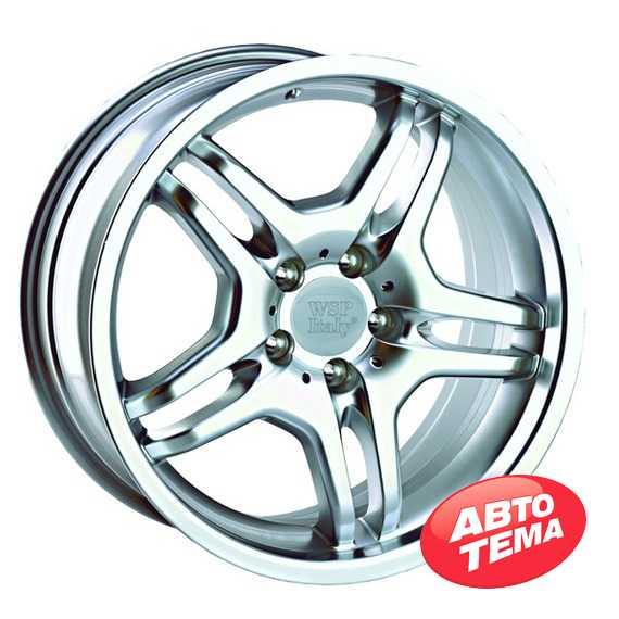 Легковой диск WSP ITALY AMG E55 W726 SILVER - Интернет магазин шин и дисков по минимальным ценам с доставкой по Украине TyreSale.com.ua