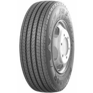 Купить Грузовая шина MATADOR FR 3 (рулевая) 225/75(9.00) R17.5 129M