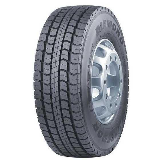 Грузовая шина MATADOR DH 1 Diamond - Интернет магазин шин и дисков по минимальным ценам с доставкой по Украине TyreSale.com.ua