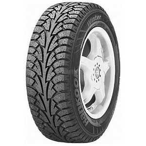 Купить Зимняя шина HANKOOK Winter I*Pike W409 225/55R17 101T (Под шип)