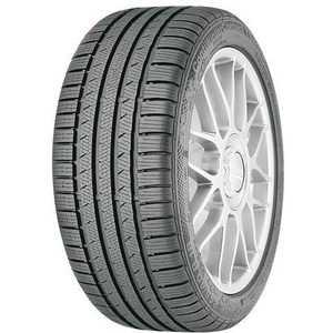 Купить Зимняя шина CONTINENTAL ContiWinterContact TS 810 Sport 255/40R19 100V