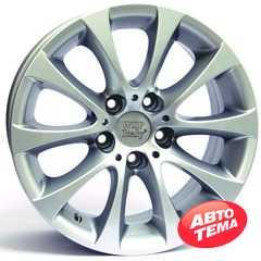 WSP ITALY Alicudi W660 SILVER - Интернет магазин шин и дисков по минимальным ценам с доставкой по Украине TyreSale.com.ua