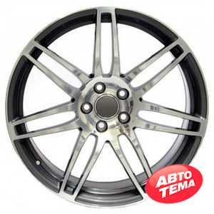 Купить WSP ITALY S8 Cosma W554 (Antracite Polished) R18 W8 PCD5x112 ET45 DIA57.1