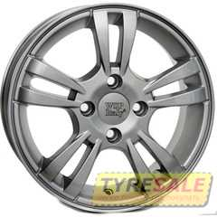 Купить WSP ITALY PATRA/Aveo W3604 (SILVER - Серебро) R14 W5.5 PCD4x100 ET45 DIA56.6