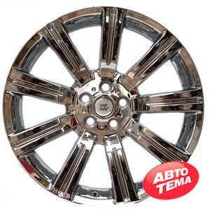 Купить WSP ITALY MANCHESTER Sport W2321 (CHROME - Хром) R22 W10 PCD5x120.7 ET48 DIA72.6