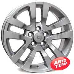 WSP ITALY ARES W2355 SILVER - Интернет магазин шин и дисков по минимальным ценам с доставкой по Украине TyreSale.com.ua