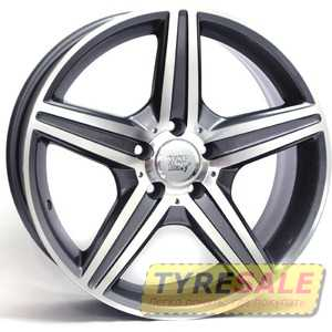 Купить WSP ITALY AMG CAPRI W758 ANT.POL. R18 W8.5 PCD5x112 ET54 DIA66.6