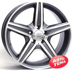 Купить WSP ITALY AMG CAPRI W758 ANT.POL. R18 W8.5 PCD5x112 ET30 DIA66.6