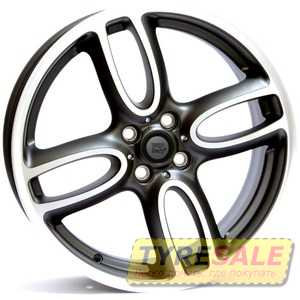 Купить WSP ITALY LIM. EDITION W1651 BLACK POLISHED R18 W7 PCD4x100 ET52 DIA56.1