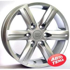 Купить WSP ITALY PAJERO W3001 (HYP.SIL. - Гипер серебро) R20 W9.5 PCD5x139.7 ET50 DIA67.1