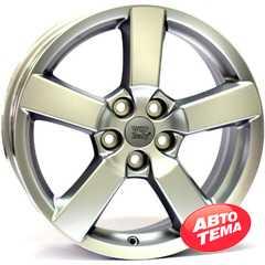 Купить WSP ITALY BOLTON W3002 (SILVER - Серебро) R17 W7 PCD5x114.3 ET38 DIA67.1