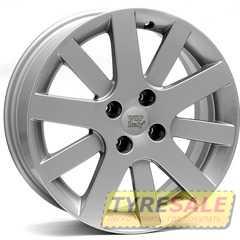 Купить WSP ITALY LYON W850 silver R17 W7 PCD4x108 ET28 DIA65.1