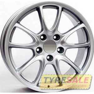 Купить WSP ITALY Corsair GT3/RS FL.F W1052 (SILVER - Серебро) R19 W11 PCD5x130 ET45 DIA71.6