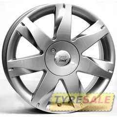Купить WSP ITALY ORLEANS W3302 (SILVER - Серебро) R16 W6.5 PCD4x100 ET49 DIA60.1