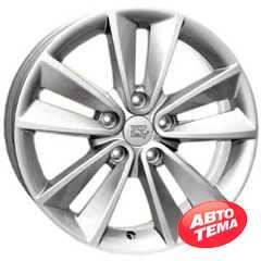 Купить WSP ITALY HESTIA W3305 (SILVER - Серебро) R17 W7 PCD5x114.3 ET49 DIA66.1