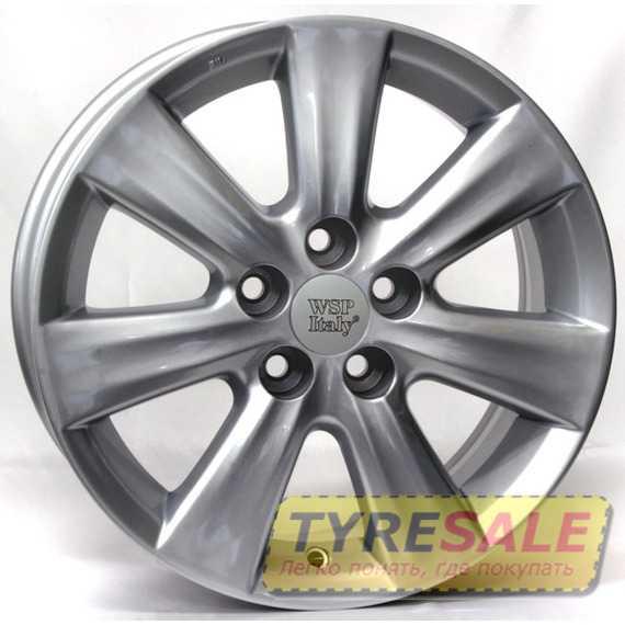 WSP ITALY NEMURO/Avensis W1762 (SILVER) - Интернет магазин шин и дисков по минимальным ценам с доставкой по Украине TyreSale.com.ua