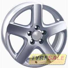 Купить WSP ITALY RAVELLO W436 SILVER R17 W7 PCD5x100 ET42 DIA57.1