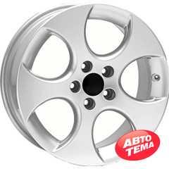 WSP ITALY ANKARA GTI 2005 W441 SILVER - Интернет магазин шин и дисков по минимальным ценам с доставкой по Украине TyreSale.com.ua