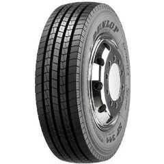 DUNLOP SP 241 - Интернет магазин шин и дисков по минимальным ценам с доставкой по Украине TyreSale.com.ua