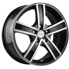 Купить RW (RACING WHEELS) H-412 BK/FP R16 W7 PCD5x110 ET35 DIA65.1