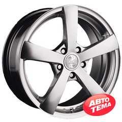 Купить RW (RACING WHEELS) H-337 HS R14 W6 PCD4x100 ET38 DIA67.1