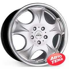ANTERA 323 Race Silver - Интернет магазин шин и дисков по минимальным ценам с доставкой по Украине TyreSale.com.ua