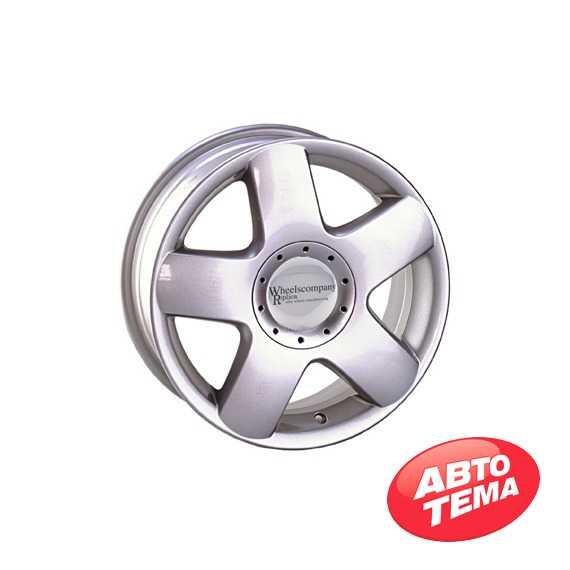 WSP ITALY ARTIC W435 SILVER - Интернет магазин шин и дисков по минимальным ценам с доставкой по Украине TyreSale.com.ua