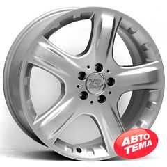 Купить Легковой диск WSP ITALY Mosca W737 SILVER R17 W8 PCD5x112 ET35 DIA66.6