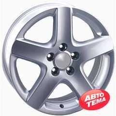 WSP ITALY RAVELLO W436 SILVER - Интернет магазин шин и дисков по минимальным ценам с доставкой по Украине TyreSale.com.ua