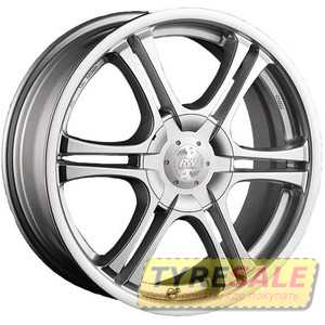 Купить RW (RACING WHEELS) H-104 HS R13 W5 PCD8x98/100 ET35 DIA67.1