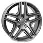 Купить WSP ITALY AMG NERO W766 AP R20 W10 PCD5x112 ET46 DIA66.6