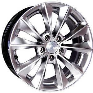 Купить RW (RACING WHEELS) H-393 HS R17 W7.5 PCD5x120 ET42 DIA72.6