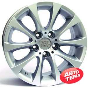 Купить WSP ITALY Alicudi W660 SILVER R17 W8.5 PCD5x120 ET34 DIA72.6