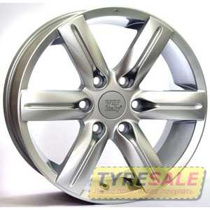 Купить WSP ITALY PAJERO W3001 (HYP.SIL. - Гипер серебро) R17 W7.5 PCD6x139.7 ET34 DIA67.1