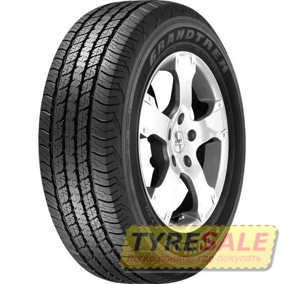 Всесезонная шина DUNLOP Grandtrek AT20 - Интернет магазин шин и дисков по минимальным ценам с доставкой по Украине TyreSale.com.ua