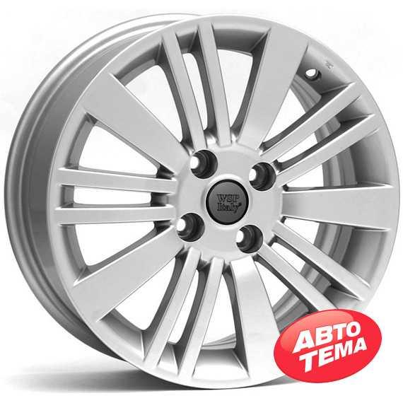 WSP ITALY USTICA W142 SILVER - Интернет магазин шин и дисков по минимальным ценам с доставкой по Украине TyreSale.com.ua
