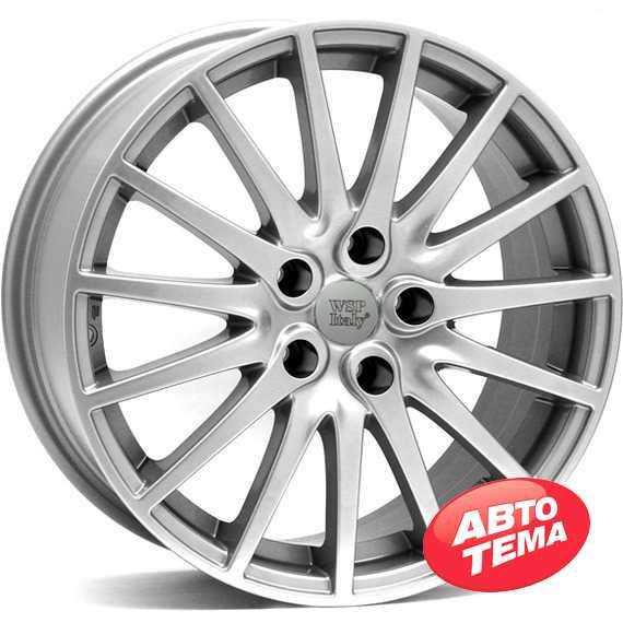 WSP ITALY Misano W237 SILVER - Интернет магазин шин и дисков по минимальным ценам с доставкой по Украине TyreSale.com.ua