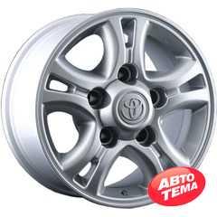 Купить REPLICA TY901 LC SILVER 199 R16 W8 PCD5x150 ET2 DIA110